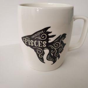Threshold Kitchen - Threshhold Porcelain 18 oz. Pisces Mug